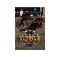 Gry PC, Motorbike Garage Mechanic Simulator (PC)