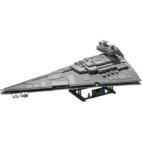 Klocki dla dzieci, Lego STAR WARS Gwiezdny niszczyciel.imperium imperial star destroyer 75252