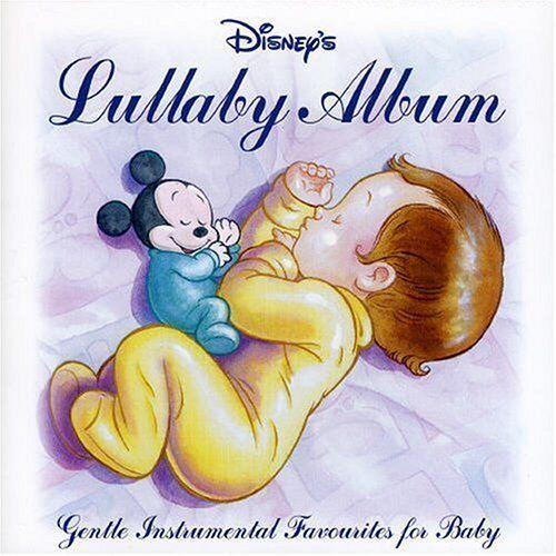 Bajki i piosenki, V/A - Disney's Lullaby Album
