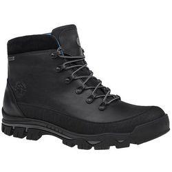 Trzewiki trekkingowe BADURA 4618-698 Czarne SympaTex - Czarny