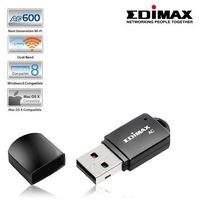 Karty sieciowe, Edimax Karta sieciowa bezprzewodowa EW-7811UTC USB 2.0- natychmiastowa wysyłka, ponad 4000 punktów odbioru!