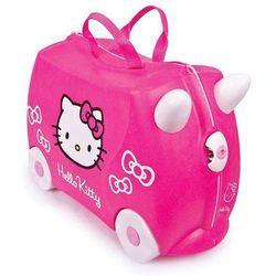 Walizka TRUNKI Hello Kitty jeżdżąca + DARMOWY TRANSPORT!