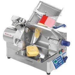 Krajalnica półautomatyczna do serów z nożem teflonowym o średnicy 300 mm | MA-GA, A2-812T