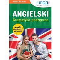Książki dla dzieci, Angielski gramatyka podręczna książka + cdmp3 (opr. miękka)