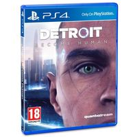 Gry na PS4, Detroit Become Human (PS4)