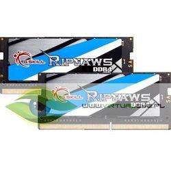 G.SKILL SO-DIMM DDR4 32GB (2x16GB) Ripjaws 3000MHz CL16 1,20V