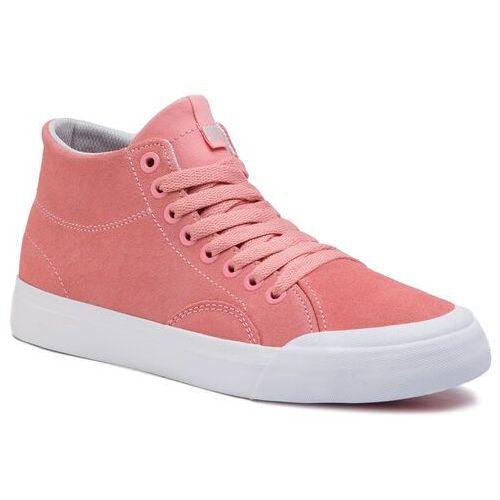 Pozostały skating, Sneakersy DC - Evan Smith Hi Zero Se ADJS300222 Pink (Pnk)