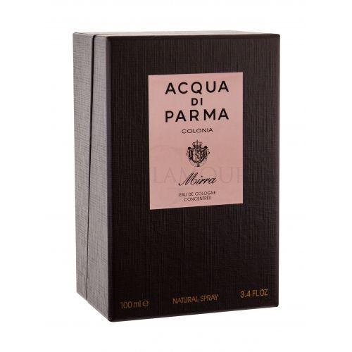 Wody kolońskie męskie, Acqua di Parma Colonia Mirra - woda kolońska 100 ml
