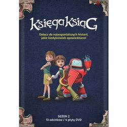 Księga Ksiąg - Sezon 2 BOX (4 x DVD)