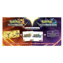 Pokémon Ultra Sun & Ultra Moon: Ultra Dual Edition - Nintendo 3DS - Akcja