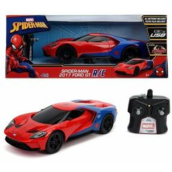 Simba auto marvel rc spiderman 2017 ford gt 1/16