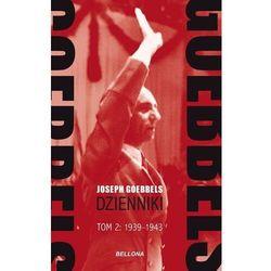 Goebbels. dzienniki t.2 1939-1943 (opr. twarda)