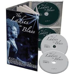 VARIOUS ARTISTS - The Ladies in Blue (4CD)
