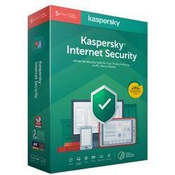 Oprogramowanie antywirusowe Kaspersky Internet Security Multi-Device 1Y produkt cyfrowy ESD 3D - KL1941PCCFS- Zamów do 16:00, wysyłka kurierem tego samego dnia!