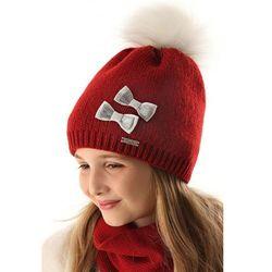 Czapka zimowa dla dziewczynki 4X35AP Oferta ważna tylko do 2022-10-17