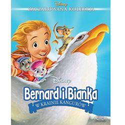 BERNARD I BIANKA W KRAINIE KANGURÓW (BD) DISNEY ZACZAROWANA KOLEKCJA (Płyta BluRay)