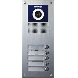 Kamera 5-abonentowa z regulacją optyki i czytnikiem RFID Commax DRC-5UC/RFID