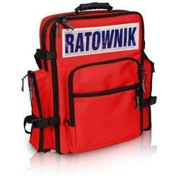 Plecak ratownika wodnego