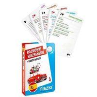 Książki do nauki języka, Rozmówki hiszpańskie i Karty do gry 2w1 - KINGA PERCZYŃSKA (opr. twarda)