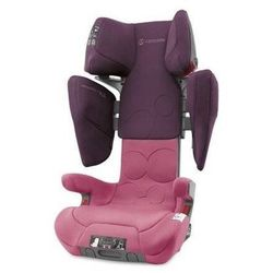 Concord transformer xt plus 20 rose pink fotelik 15-36 kg twinfix + mata gratis!