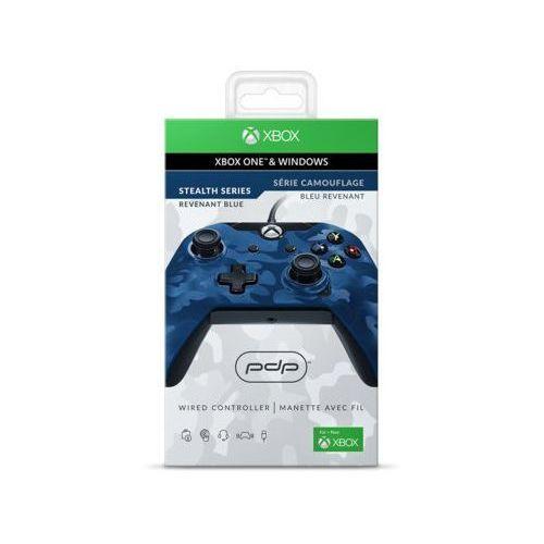 Gamepady, Kontroler przewodowy PDP Revenant Blue do Xbox One/PC