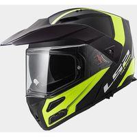 Kaski motocyklowe, KASK LS2 FF324 METRO EVO RAPID B/YELLOW