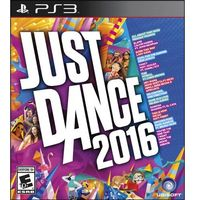 Gry na PS3, Just Dance 2016 (PS3)