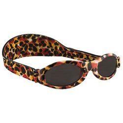 Okulary przeciwsłoneczne dzieci 0-2lat UV400 BANZ - Zoo
