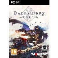 Gry na PC, Darksiders Genesis (PC)