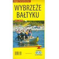 Mapy i atlasy turystyczne, Wybrzeże Bałtyku. Mapa Turystyczna (opr. broszurowa)
