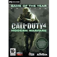 Gry PC, Call of Duty 4 Modern Warfare (PC)