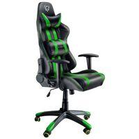Fotele dla graczy, Fotel DIABLO CHAIRS X-One Czarno-zielony + Zamów z DOSTAWĄ JUTRO!