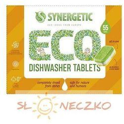 Tabletki do zmywarki biodegradowalne 55 szt. Synergetic