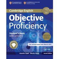 Książki do nauki języka, Objective proficiency 2ed. SB Pack (opr. miękka)