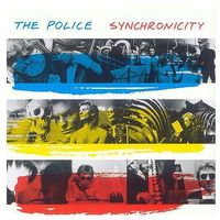 Pozostała muzyka rozrywkowa, Synchronicity - The Police (Płyta CD)