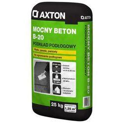 Wylewka betonowa MOCNY BETON B-20 25kg AXTON