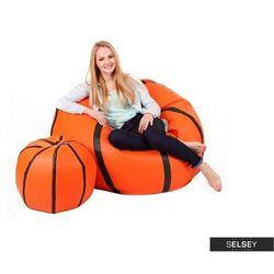 SELSEY Worek Sako Basketball zestaw dwóch piłek