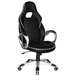 Fotel biurowy obrotowy HALMAR DELUXE - Fotel gamingowy dla gracza!