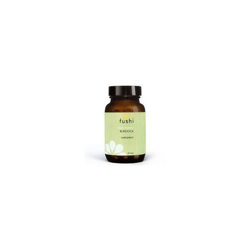 Pozostałe ziołolecznictwo, BIO Burdock Root - Korzeń Łopianu 480 mg (60 kaps.) Fushi