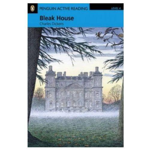 Książki do nauki języka, Bleak House + CD-ROM. Penguin Active Reading Classic (opr. miękka)