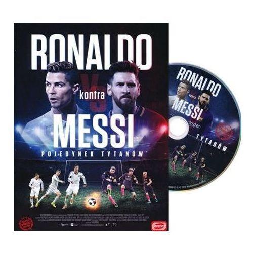Filmy dokumentalne, Ronaldo kontra Messi. Pojedynek tytanów. Film DVD