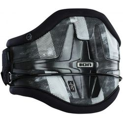 Trapez Do Kitesurfingu ION Apex 8 Kite Waist Harness 2020 - Black/White