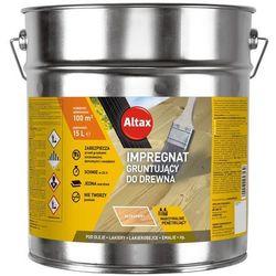 Impregnat gruntujący Altax bezbarwny 15 l