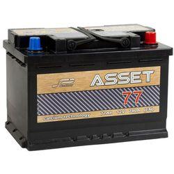 Akumulator Asset 12V 77Ah / 740 A wysoki