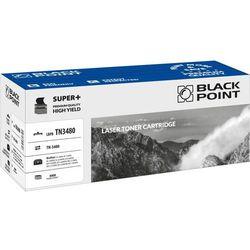 Toner zamienny Black Point LBPBTN3480 dla Brother TN-3480 czarny na 8000 stron - KURIER UPS 14PLN, Paczkomaty, Poczta