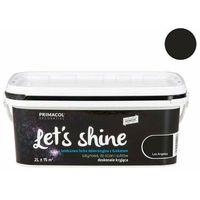 Farby, Farba dekoracyjna Primacol Let's Shine Los Angeles czarna 2 l