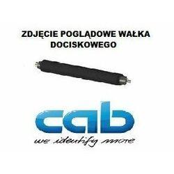 Wałek dociskowy do drukarek CAB Squix 6.3