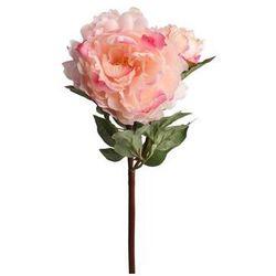 Peonia sztuczny kwiat 54 cm SPLENDID
