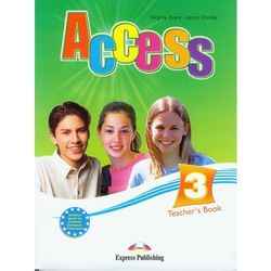 Access 3. Teacher's book (opr. miękka)