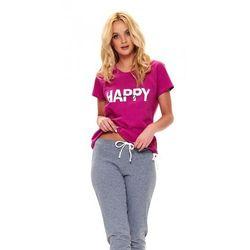 Rozpinana piżama Doctor Nap - Fuchsia